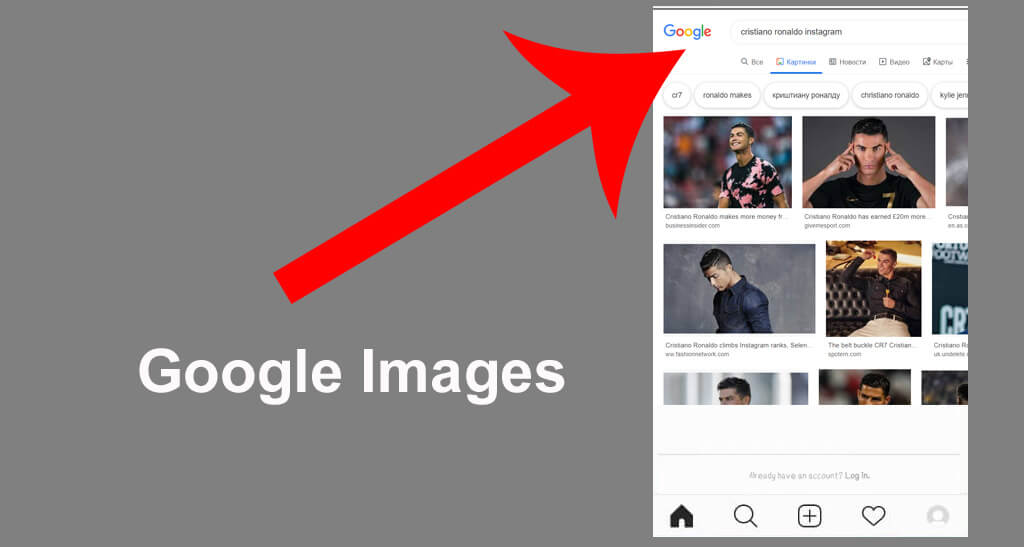 View a Private Instagram Profile Google