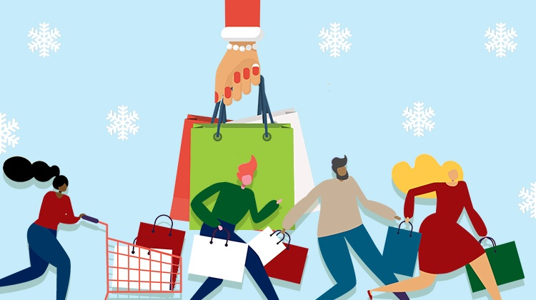 How to increase sales through social networks in the holiday season